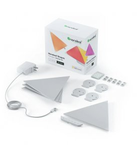 Nanoleaf Shapes Triangle Starter Kit (4 Panels)