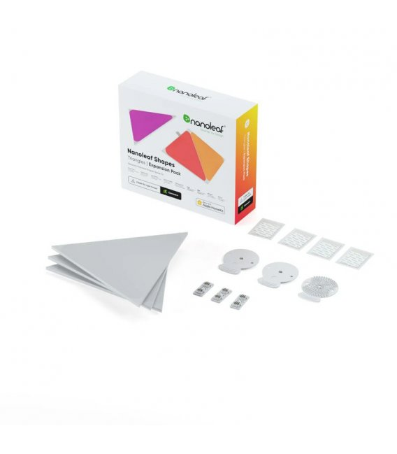 Nanoleaf Shapes Triangle Expansion Pack (3 Panels)