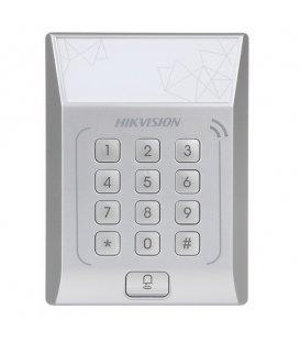 HIKVISION DS-K1T80M, Autonomní RFID MIFARE čtečka s klávesnicí a relé výstupem