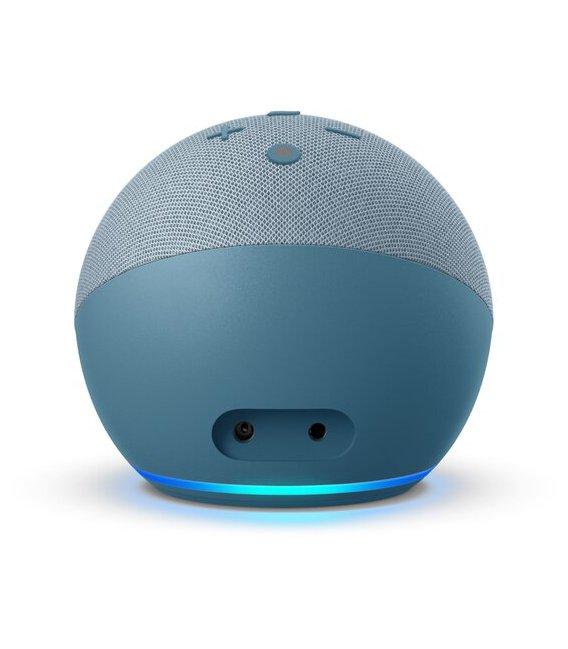 Amazon Echo Dot 4. generácie s hodinami Twilight Blue