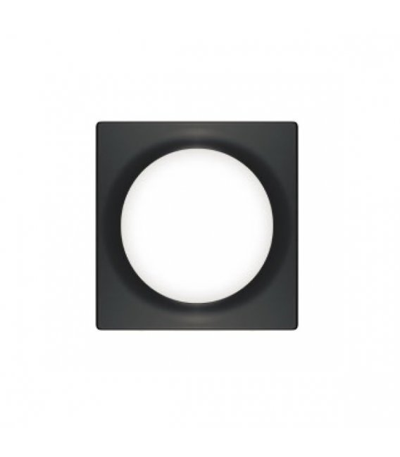 FIBARO Walli Single Cover Plate Anthracite (FG-Wx-PP-0001-8)