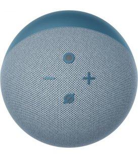 Amazon Echo Dot 4th generation with clock Twilight Blue