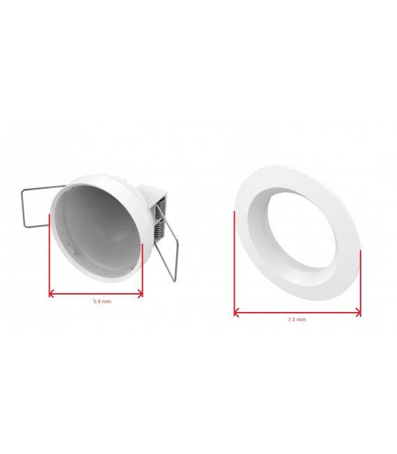 Philio Kulatý Držák pro pohybový senzor Philio PSP05 nebo FIBARO Pohybový Senzor