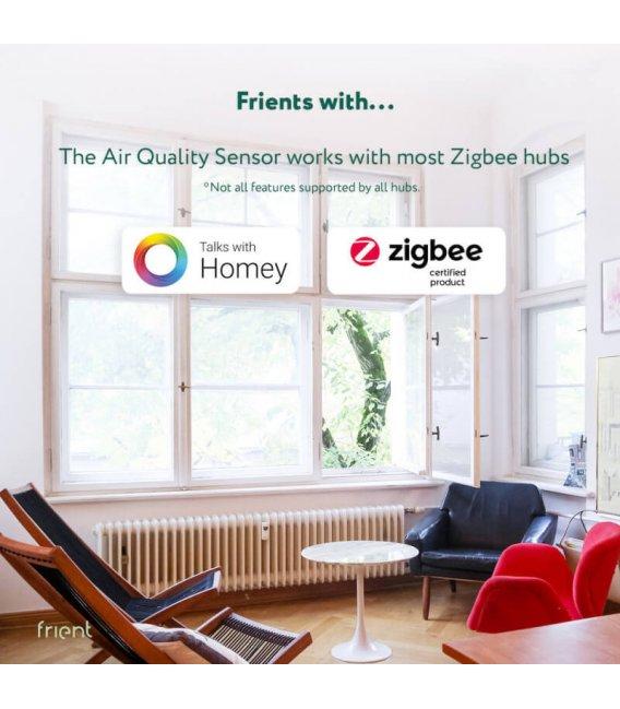 Zigbee air quality sensor - frient Air Quality Sensor