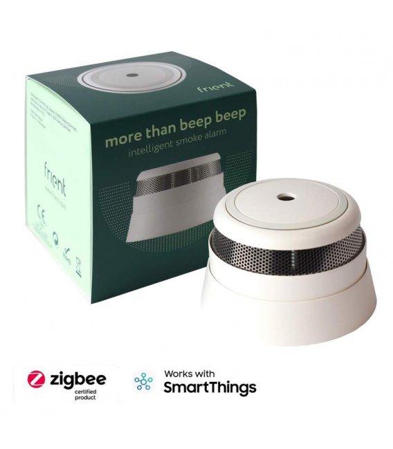 Zigbee smoke sensor - frient Intelligent Smoke Alarm