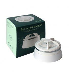 Zigbee heat sensor - frient Intelligent Heat Alarm
