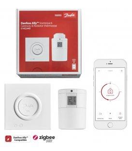 Danfoss Ally™ Starter Pack, Zigbee (014G2440)