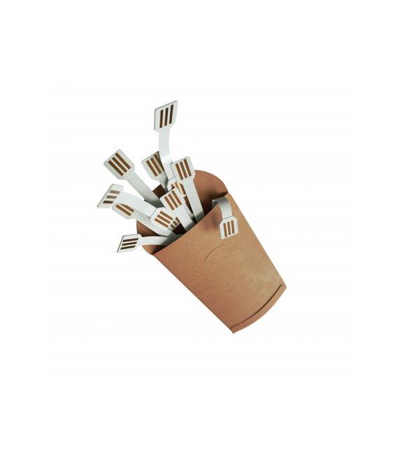 Nanoleaf Light Panels PCB Flexible Linkers (9 Pieces)