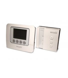 Secure 7 Day Programmable Thermostat Set