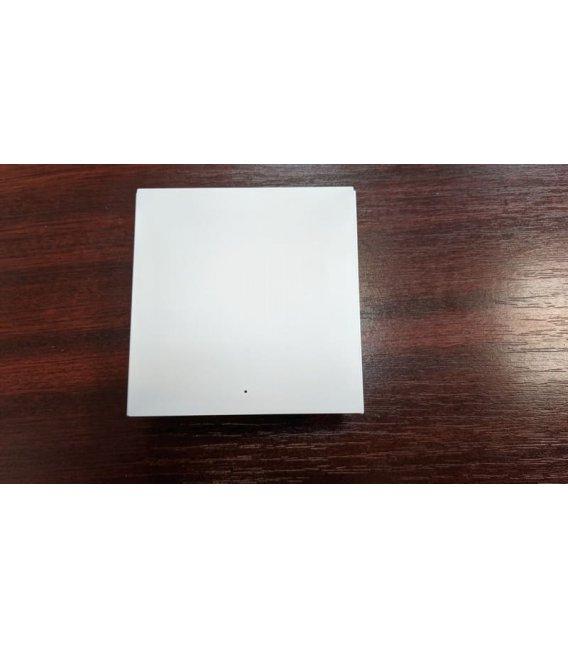 Zigbee vypínač s relé - AQARA Smart Wall Switch H1 EU (No Neutral, Single Rocker) (WS-EUK01)