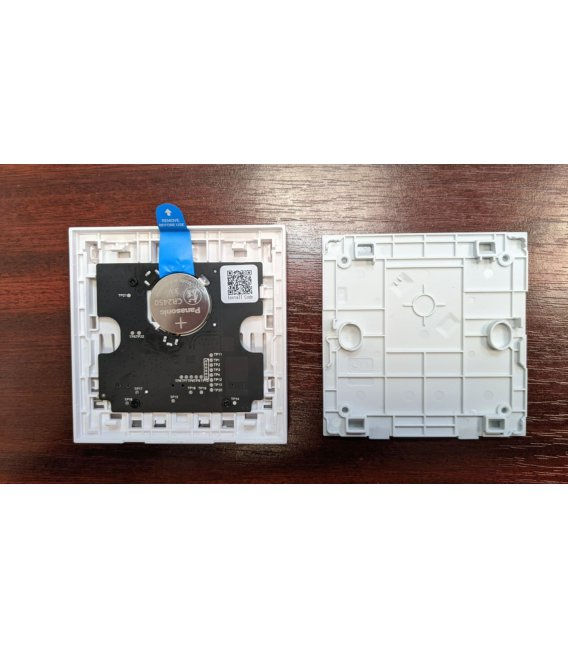 Zigbee single button battery wall switch - AQARA Wireless Remote Switch H1 Single Rocker (WRS-R01)