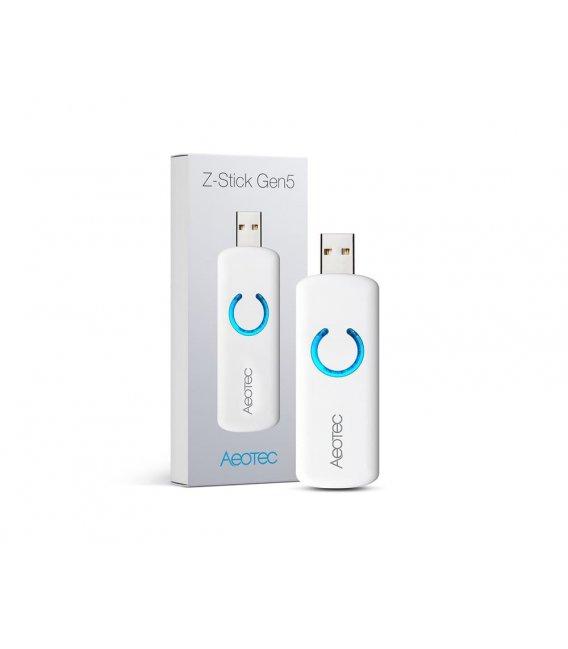 AEOTEC Z-Stick Gen5 (compatible with Raspberry Pi4) (ZW090-C)