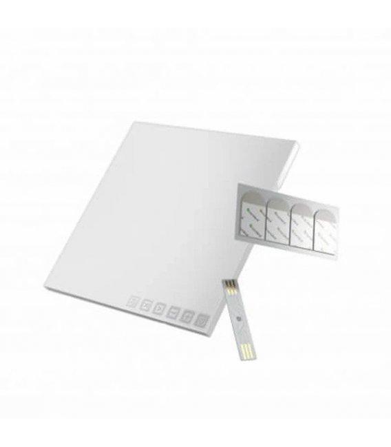 Nanoleaf Canvas Smarter Kit (9 Light Squares)