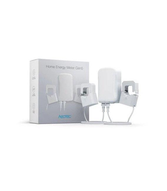AEOTEC Home Energy Meter Gen5 (ZW095-C), 3P4-60A
