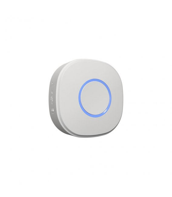 Shelly Button1 - battery powered scene controller (WiFi), White