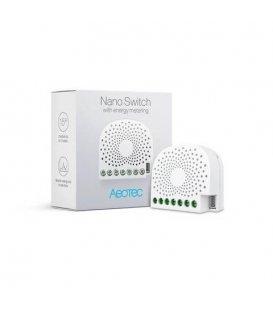 Inteligentní spínač - AEOTEC Nano Switch with Energy-Use Metering (ZW116-C)