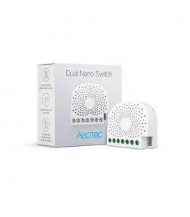 AEOTEC Dual Nano Switch (ZW140-C)