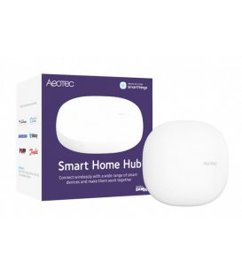 Řídící jednotka - Aeotec Smart Home Hub - Works as a SmartThings Hub - EU