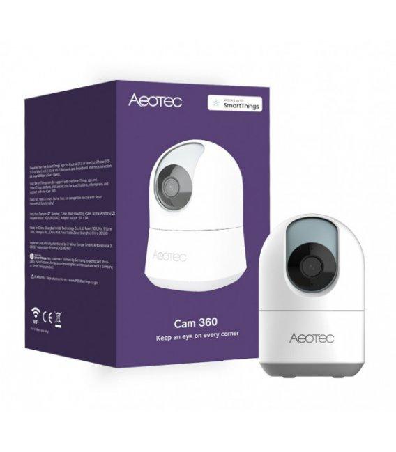 Kamera - AEOTEC Cam 360 (SmartThings)