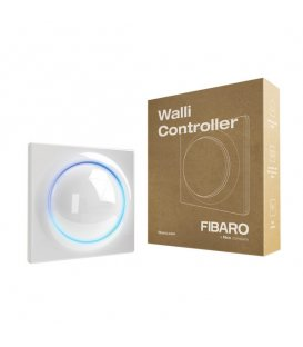 Nástenný ovládač scén - FIBARO Walli Controller (FGWCEU-201-1)