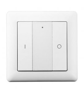 HEATIT Z-Push Button 2 - White