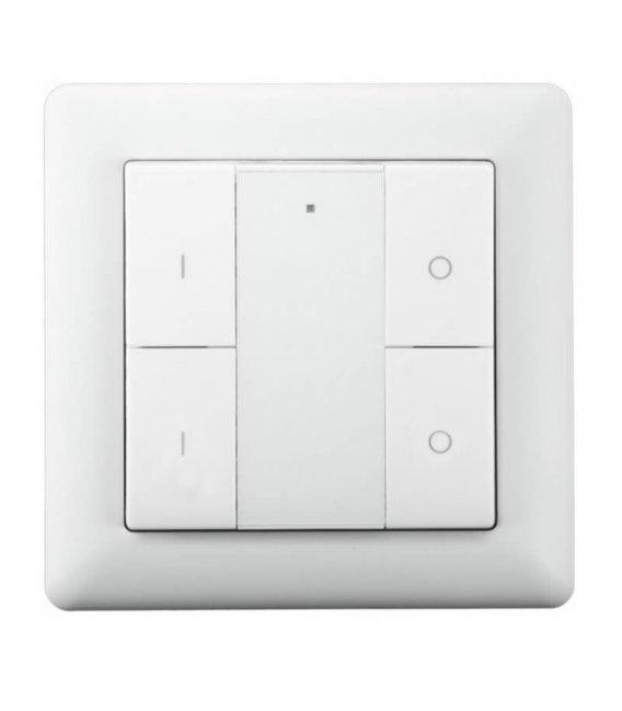 HEATIT Z-Push Button 4 - Biely