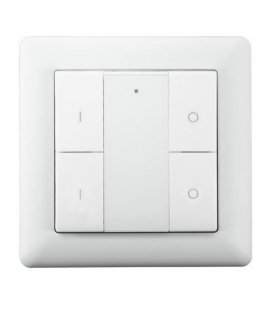 HEATIT Z-Push Button 4 - White