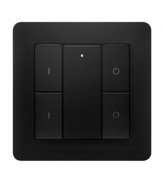 HEATIT Z-Push Button 4 - Čierny