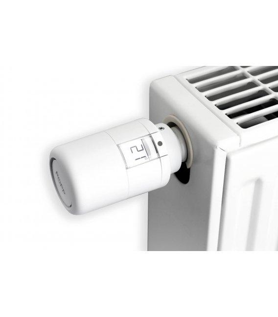 Zigbee radiátorová hlavica - POPP Smart Thermostat (Zigbee) (701721)