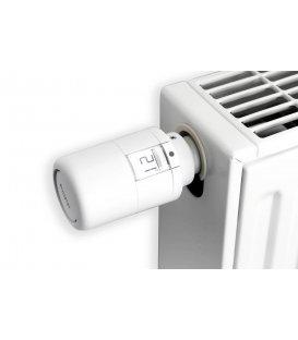 Zigbee radiátorová hlavice - POPP Smart Thermostat (Zigbee) (701721)