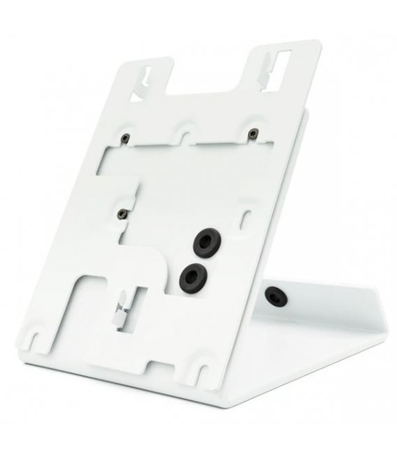 Table Stand A8003 for DoorBird IP Video Indoor Station A1101, white powder-coated