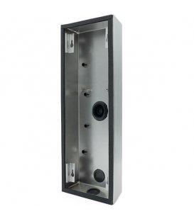 DoorBird D2101KV Montážna krabica na povrchovú inštaláciu, Nerezová oceľ V2A, Brúsená