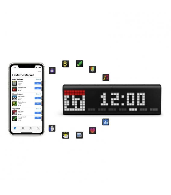 LaMetric Time, smart clock