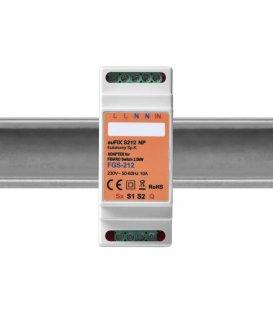 Eutonomy euFIX S212 DIN adaptér (bez tlačidla)