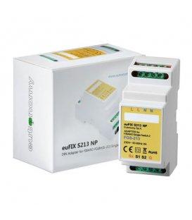 Eutonomy euFIX S213NP DIN adaptér (bez tlačítka)