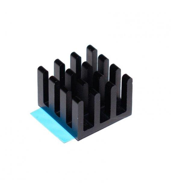 Aluminum heatsink 14 x 14 x 10mm for Raspberry Pi