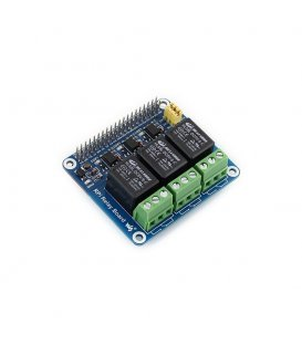 Waveshare RPi Relay Board pro Raspberry Pi