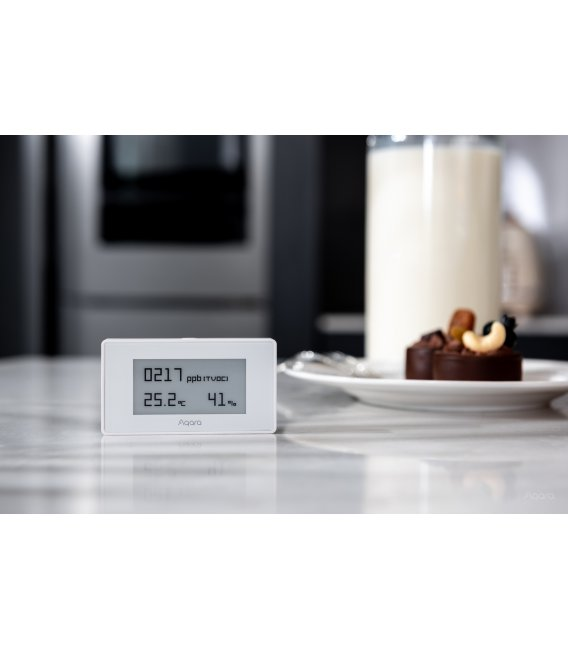Zigbee air quality sensor - AQARA TVOC Air Quality Monitor (AAQS-S01)