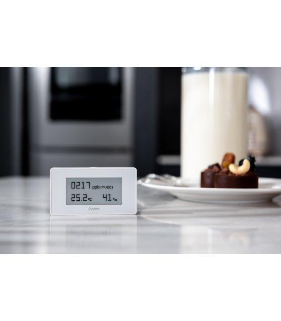 Zigbee senzor kvality vzduchu - AQARA TVOC Air Quality Monitor (AAQS-S01)