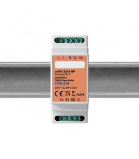 Eutonomy euFIX S214NP DIN adaptér (bez tlačítka)