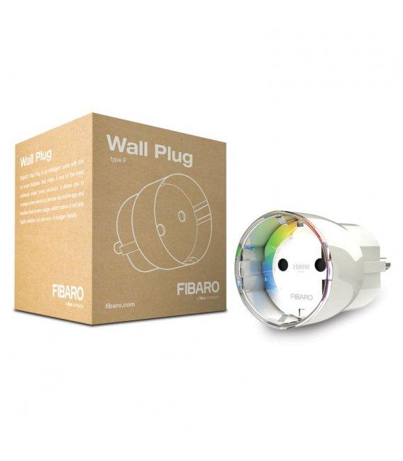 Inteligentní zásuvka - FIBARO Wall Plug type F (FGWPF-102 ZW5)