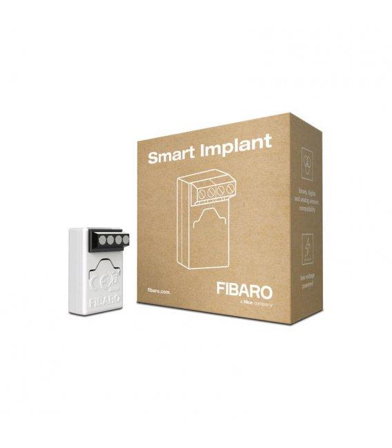 Univerzální analogový / binární senzor - FIBARO Smart Implant (FGBS-222)