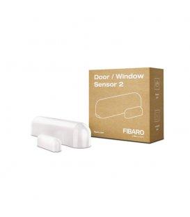 Dveřní nebo okenní senzor - FIBARO Door / Window Sensor 2 (FGDW-002-1 ZW5) - Bílý