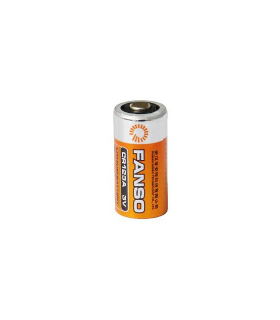Lítiová batéria FANSO CR123A 3V, 1 ks
