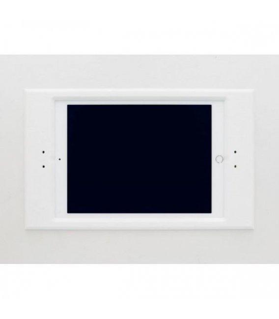 "Eutonomy Decorative frame euFRAME Essential Apple iPad 5, 6, Air, Air 2, Pro 9.7"" White"