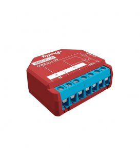 Shelly Plus 1PM - relay switch with power metering 1x 16A (WiFi, Bluetooth)