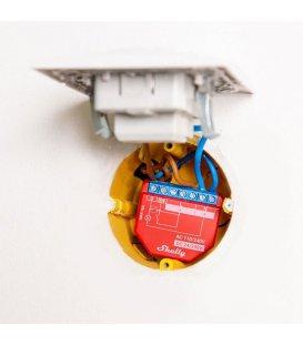 Shelly Plus 1PM - spínací modul s meraním spotreby 1x 16A (WiFi, Bluetooth)