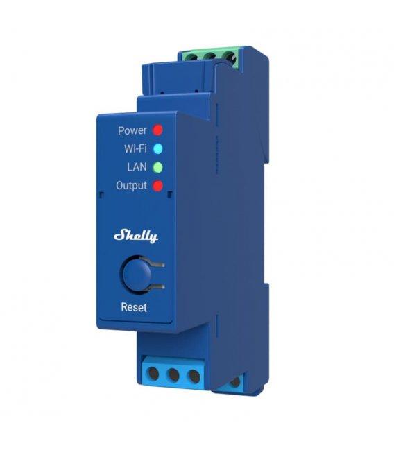 Shelly Pro 1 - spínací modul 1x 16A (LAN, WiFi, Bluetooth)