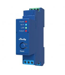 Shelly Pro 1 - relay switch 1x 16A (LAN, WiFi, Bluetooth)
