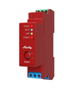 Shelly Pro 1PM - relay switch with power metering 1x 16A (LAN, WiFi, Bluetooth)